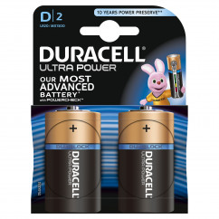 DURACELL Batterie ULTRA POWER Mono D Pack = 2 Stück