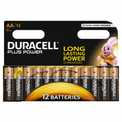DURACELL Batterie PLUS POWER Mignon AA Pack = 12 Stück