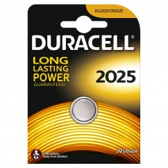 DURACELL Knopfzelle Lithium Electronics CR2025