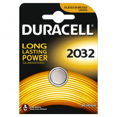 DURACELL Knopfzelle Lithium Electronics CR2032