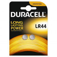 DURACELL Knopfzelle Alkaline Electronics LR44