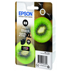 EPSON Tintenpatrone 202XL/T02H14 Photo schwarz