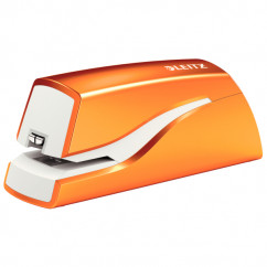 LEITZ NeXXt Series WOW Elektrisches Heftgerät orange-metallic