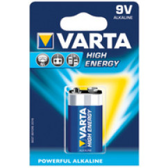 VARTA Batterie E-Block High Energy